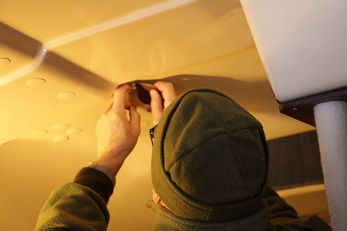 BOAT MODIFICATIONS – Companionway Hatch and Trim