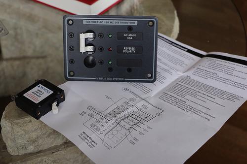 BOAT MODIFICATIONS: Electrical Improvements 120 Volt AC