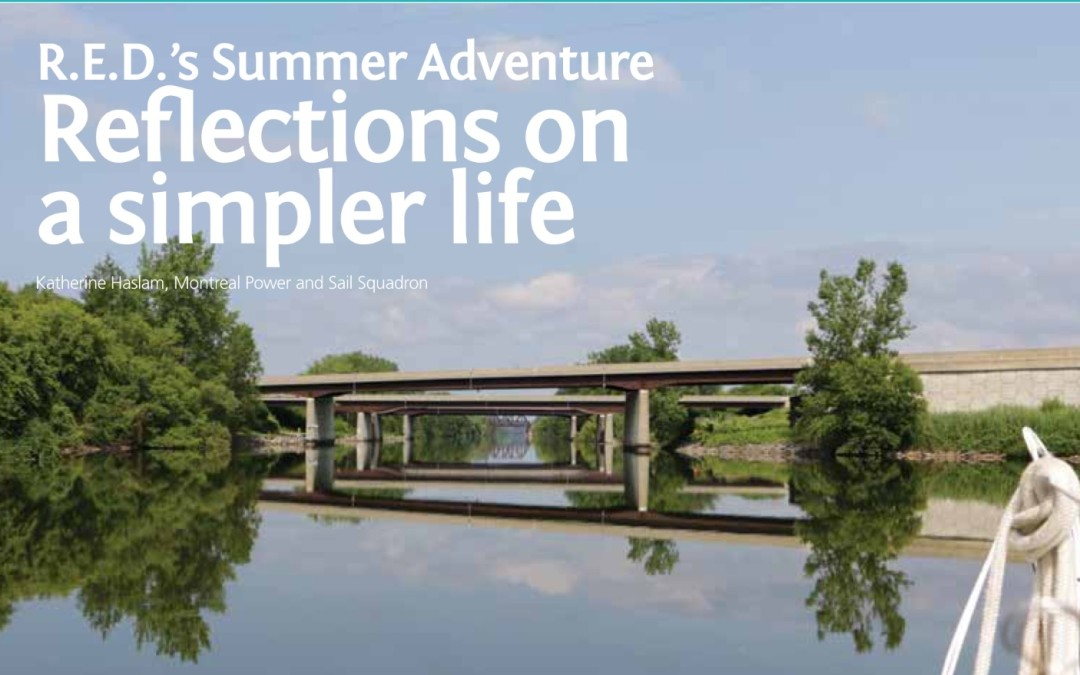 REFLECTIONS on a SIMPLER LIFE