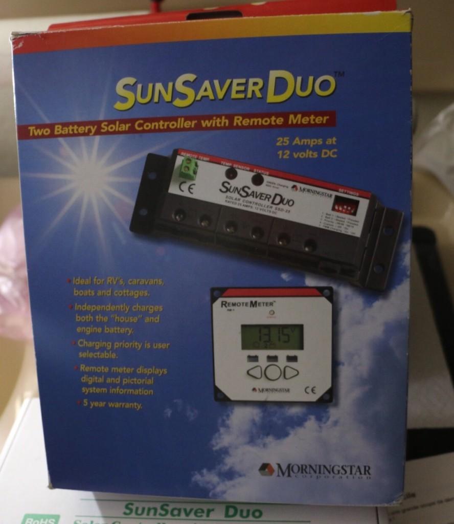 Sun Saver Duo