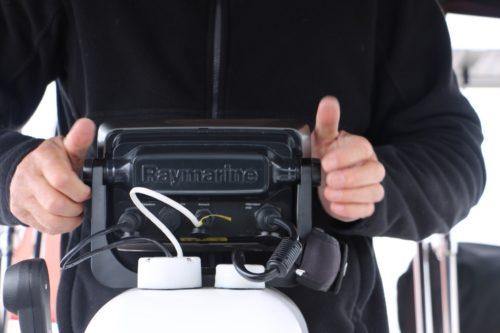 GPS Mounted