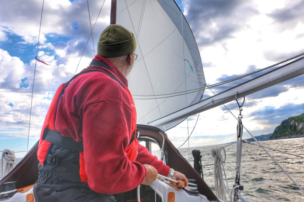 Trimming the Sail